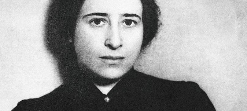 Hannah Arendt - C'est dans le vide de la pensée que naît le mal